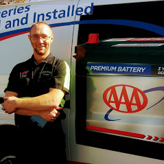 Meet Donald our Light Service Technician and Battery Testing and Installation Technician
